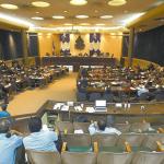 Parlamentarios de Perú y Bolivia respaldan al Congreso de Honduras