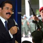 ¿Por qué Chávez busca un baño de sangre en Honduras?