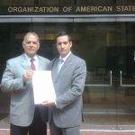 UnoAmerica accuses Chávez in the IACHR