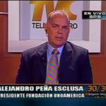 Peña Esclusa le habla a los hondureños