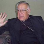 """Mons. Lückert: """"Peña Esclusa está preso por decir la verdad"""""""