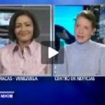 (Video) Indira de Peña-Esclusa en NTN24