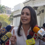 "María Corina: ""Peña Esclusa es un perseguido político"""