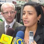 Diputados bolivianos solicitan a ministro El Aissami liberación de Peña Esclusa