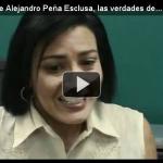 Nuevo video sobre el caso Peña Esclusa
