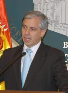 Vicepresidente Álvaro García Linera