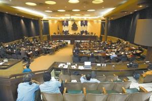 Las decisiones tomadas por el Congreso Nacional han sido respaldadas por parlamentarios sudamericanos.