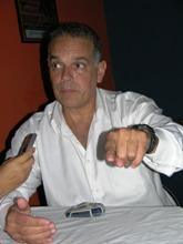 Alejandro Peña Esclusa, presidente de Fuerza Solidaria