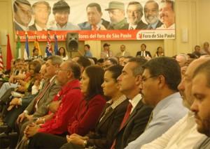 Reunión del Foro de Sao Paulo - Enero 2007