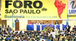 Estrategia Las izquierdas del continente aprovechan las reuniones del foro para apoyar a los partidos que se están preparando para comicios en su país. Fotos EDH / archivo