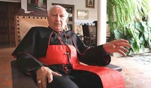 Cardenal Rosalio Castillo Lara