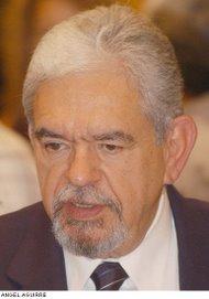 Gustavo Coronel, geólogo venezolano