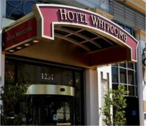 Hotel Whitcomb - San Francisco, CA
