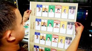 La impresión de las papeletas continuaba este jueves en varias imprentas de la capital hondureña. Cerca de 4.7 millones de hondureños están aptos para votar el 29 de noviembre.