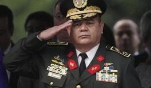 General Romeo Vásquez Velásquez, Jefe del Estado Mayor Conjunto de las Fuerzas Armadas de Honduras