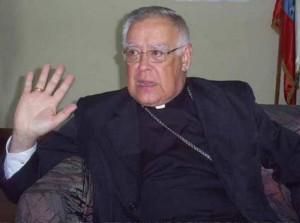Monseñor Roberto Lückert