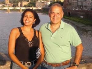 Alejandro e Indira Peña Esclusa