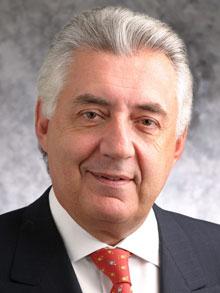 Vice-Gobernador de Sao Paulo Guilherme Afif Domingos