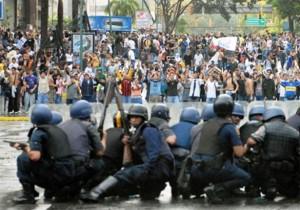 La violencia podría desatarse aún más en Venezuela