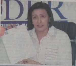 Indira R. de Peña-Esclusa