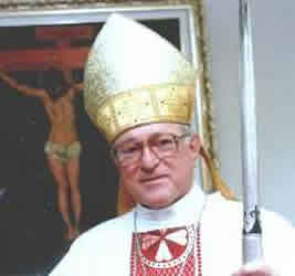 Mons. R. Ovidio Pérez Morales Arzobispo-Obispo (E) de Los Teques