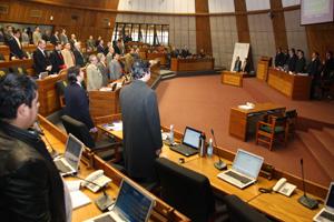 Sesión ordinaria de la Cámara de Diputados