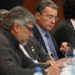 La cumbre de Unasur en Bariloche confirmó que Colombia necesita a Uribe en la presidencia (2010-2014)