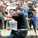 """Venezuela: """"Miles de focos de protestas»"""