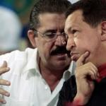 Chávez y Zelaya arremeten contra Lobo