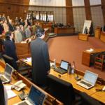 Declaración del Congreso de Paraguay en favor de Peña Esclusa